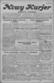"""Nowy Kurjer: dawniej """"Postęp"""" 1929.08.24 R.40 Nr194"""