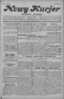 """Nowy Kurjer: dawniej """"Postęp"""" 1929.08.28 R.40 Nr197"""