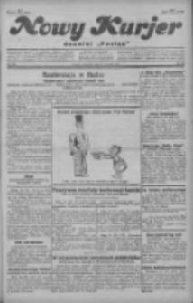 """Nowy Kurjer: dawniej """"Postęp"""" 1929.08.29 R.40 Nr198"""