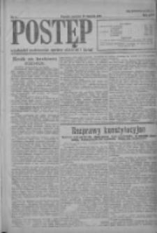 Postęp 1921.01.27 R.32 Nr3