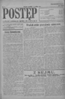 Postęp 1921.01.30 R.32 Nr6