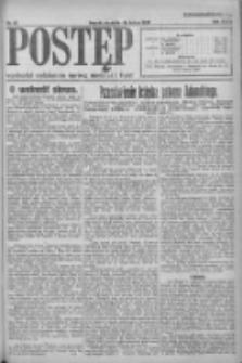 Postęp 1921.02.20 R.32 Nr23