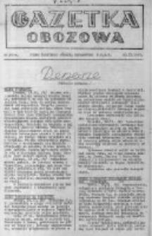 Gazetka Obozowa. 1941.02.20 Wyd. Poranne A nr67