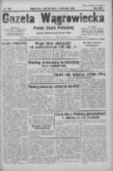 Gazeta Wągrowiecka: pismo ziemi pałuckiej 1933.09.01 R.13 Nr200