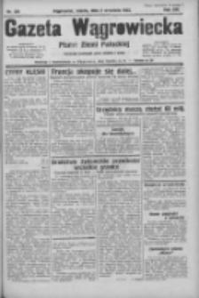 Gazeta Wągrowiecka: pismo ziemi pałuckiej 1933.09.02 R.13 Nr201