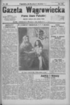 Gazeta Wągrowiecka: pismo ziemi pałuckiej 1933.09.08 R.13 Nr206