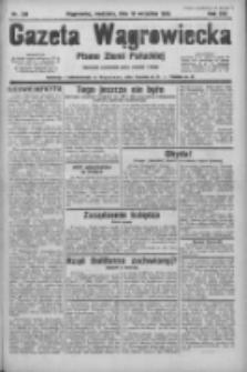Gazeta Wągrowiecka: pismo ziemi pałuckiej 1933.09.10 R.13 Nr208