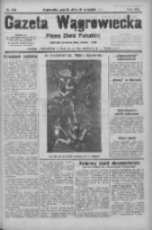 Gazeta Wągrowiecka: pismo ziemi pałuckiej 1933.09.29 R.13 Nr224