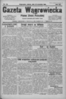 Gazeta Wągrowiecka: pismo ziemi pałuckiej 1933.09.30 R.13 Nr225