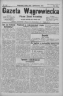 Gazeta Wągrowiecka: pismo ziemi pałuckiej 1933.10.04 R.13 Nr228