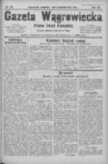 Gazeta Wągrowiecka: pismo ziemi pałuckiej 1933.10.05 R.13 Nr229