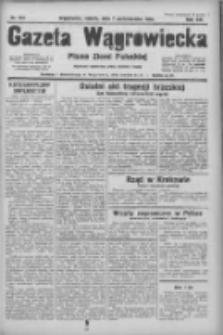 Gazeta Wągrowiecka: pismo ziemi pałuckiej 1933.10.07 R.13 Nr231