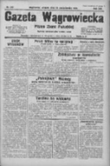 Gazeta Wągrowiecka: pismo ziemi pałuckiej 1933.10.24 R.13 Nr245