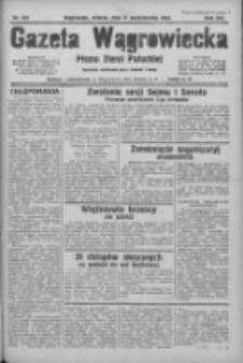 Gazeta Wągrowiecka: pismo ziemi pałuckiej 1933.10.31 R.13 Nr251