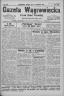 Gazeta Wągrowiecka: pismo ziemi pałuckiej 1933.11.11 R.13 Nr260