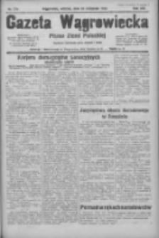 Gazeta Wągrowiecka: pismo ziemi pałuckiej 1933.11.28 R.13 Nr274