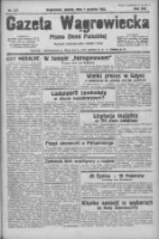 Gazeta Wągrowiecka: pismo ziemi pałuckiej 1933.12.01 R.13 Nr277