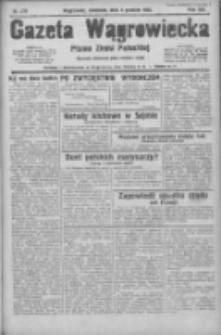 Gazeta Wągrowiecka: pismo ziemi pałuckiej 1933.12.03 R.13 Nr279