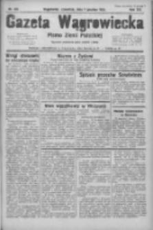 Gazeta Wągrowiecka: pismo ziemi pałuckiej 1933.12.07 R.13 Nr282