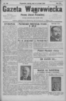 Gazeta Wągrowiecka: pismo ziemi pałuckiej 1933.12.15 R.13 Nr288
