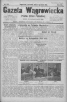 Gazeta Wągrowiecka: pismo ziemi pałuckiej 1933.12.21 R.13 Nr293
