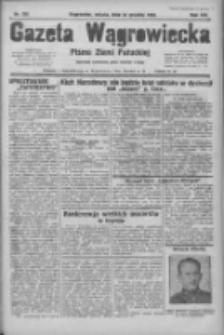 Gazeta Wągrowiecka: pismo ziemi pałuckiej 1933.12.23 R.13 Nr295