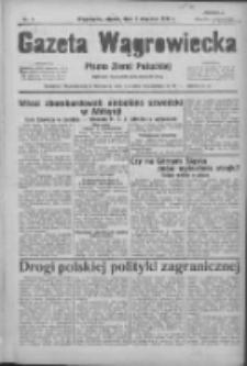 Gazeta Wągrowiecka: pismo ziemi pałuckiej 1936.01.03 R.16 Nr2