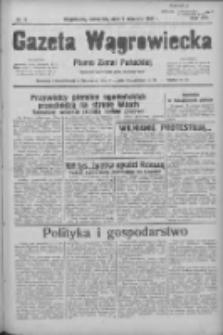 Gazeta Wągrowiecka: pismo ziemi pałuckiej 1936.01.09 R.16 Nr6