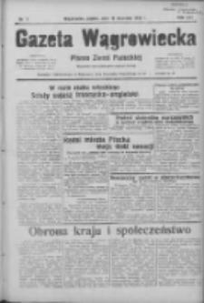 Gazeta Wągrowiecka: pismo ziemi pałuckiej 1936.01.10 R.16 Nr7