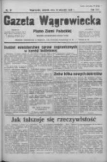 Gazeta Wągrowiecka: pismo ziemi pałuckiej 1936.01.14 R.16 Nr10
