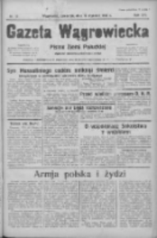 Gazeta Wągrowiecka: pismo ziemi pałuckiej 1936.01.16 R.16 Nr12