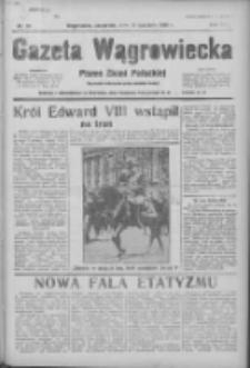 Gazeta Wągrowiecka: pismo ziemi pałuckiej 1936.01.23 R.16 Nr18