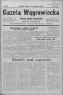 Gazeta Wągrowiecka: pismo ziemi pałuckiej 1936.01.25 R.16 Nr20