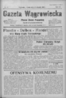 Gazeta Wągrowiecka: pismo ziemi pałuckiej 1936.01.28 R.16 Nr22