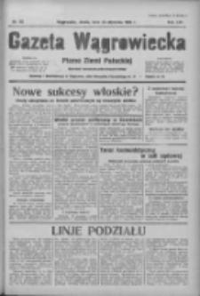 Gazeta Wągrowiecka: pismo ziemi pałuckiej 1936.01.29 R.16 Nr23