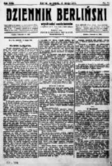 Dziennik Berliński. 1918 R.22 nr38