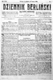 Dziennik Berliński. 1919 R.23 nr72