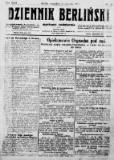 Dziennik Berliński. 1922 R.26 nr15