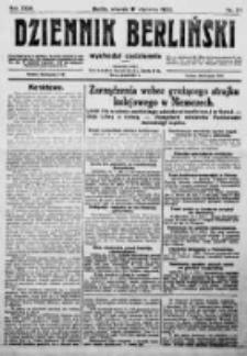 Dziennik Berliński. 1922 R.26 nr25
