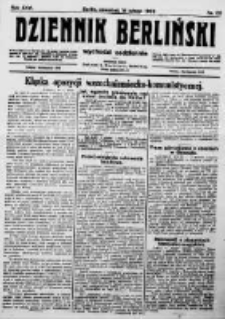 Dziennik Berliński. 1922 R.26 nr35