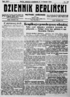 Dziennik Berliński. 1922 R.26 nr49