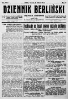 Dziennik Berliński. 1922 R.26 nr51