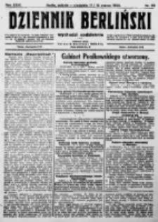 Dziennik Berliński. 1922 R.26 nr55