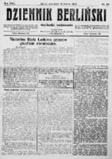 Dziennik Berliński. 1922 R.26 nr59