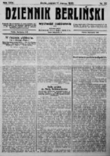 Dziennik Berliński. 1922 R.26 nr60