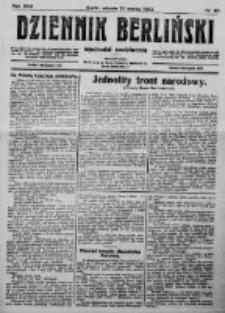 Dziennik Berliński. 1922 R.26 nr63