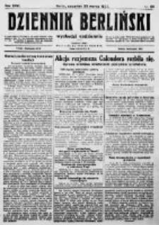 Dziennik Berliński. 1922 R.26 nr65