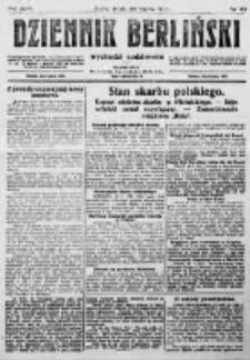 Dziennik Berliński. 1922 R.26 nr69