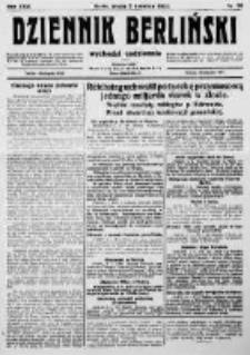 Dziennik Berliński. 1922 R.26 nr75