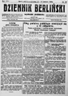 Dziennik Berliński. 1922 R.26 nr88